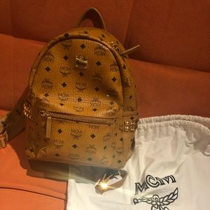 Mcm backpack size small